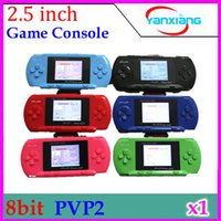 2.7 inch games video games - CHpost Video games player PVP2 Pure game console Christmas Gift ZY PVP2