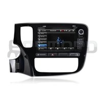 car dvd player for mitsubishi outlander - 2015 NEW car dvd player for MITSUBISHI OUTLANDER CASKA OEM standard car in dash system with gps navi