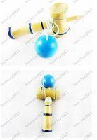 Wholesale New Funny Japanese Traditional Wood Game Toy Kendama Balls Education Gift