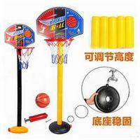 Vente en gros-Bébé Inflation Basketball Sport Indoor Outdoor Enfants Jouets Outdoor Fun Sports Inflator Haute Qualité Just Make Apportez Votre Deal