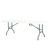 Wholesale Resistant to Moisture UV Rays Foldable Outdoor Long Table cm Portable Folding Tables Camping Barbecue Sunbath Picnic Table
