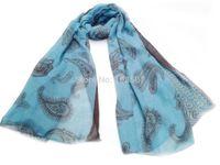 arab hijab hot - Designer Viscose women print Paisley scarf shawl warp arab headband scarf Hot sale New Muslim Hijab Soft Fabric