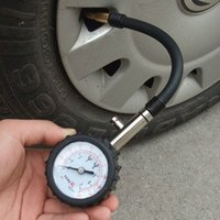 Wholesale High Accuracy Auto car Wheel Air Tire Gauges Car Pressure Meter Test Tyre Testers Vehicle Motorcycle Precision
