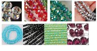 Wholesale colors mm Multicolor Swarovski Crystal Loose Beads pc piece