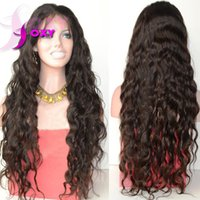 Natural Color Brazilian hair Natural Wave 6A Grade Brazilian Lace Front Wig With Baby Hair Virgin Human Hair Body Wave Glueless Full Lace Human Hair Wigs for black women