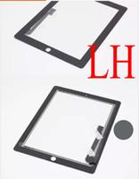 Wholesale 100 Original Ipad ipad Ipad Repair parts Ipad digitizer Ipad Display Black and White Ipad touch screen complete