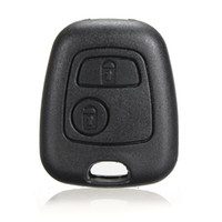 Wholesale 2pcs Remote Key Case Shell For Citroen C1 C2 C3 C4 XSARA Picasso For Peugeot