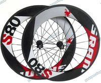 sram - Sram S80 C mm carbon wheels road bike ride wheelset