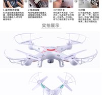 Wholesale Christmas Gifts mAh X5C RC Helicopter Quadcopter Gyro G Axis Channels UFO M Pixel Camera Drones with Romote Controller UVA