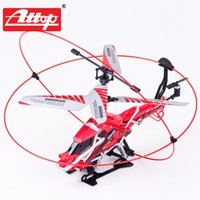 Wholesale New Arrival Attop YD923 CH Rc Helicoper Remote Control Toy With Gyro RTF