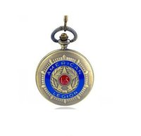 american pocket watch - Hot Sale new popular in American Legion Pocket Watch Women Men Best Gift steampunk for you