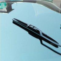 Wholesale New quot Soft Car Bracketless Frameless Rubber Window Windshield Wiper Blade Drop shipping