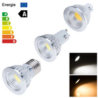 down light mr16 - W W W New MR16 E27 GU10 Warm Cool White COB LED Spot Down Ceiling Light Lamp Bulb