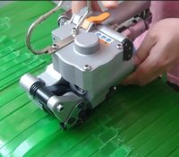 Wholesale PET PP Strapping Packing Machine A19 Pneumatic Baling Press for PET Strapping Band