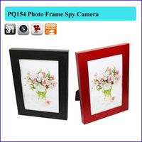 motion pictures - Photo frame camera Photo Picture Frame Covert spy Camera DVR Mini hidden camcorders Motion activated take photo PQ154