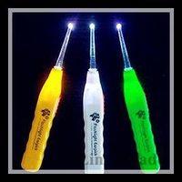 Wholesale New ear cleaner luminous earwax spoon clean flashlight earpick handle ear cleaner hearing aid TY339