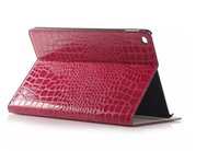crocodile skin - For Apple iPad iPad Air Crocodile PU Leather Case Cover with Card Money Slot Folio Wallet Stand Book Cover Protective Skin