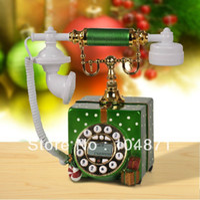 antique cordless phones - antique telephone fashion callerid rustic vintage fashion Cordless Phones Digital telephone Promotions