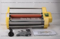 Wholesale 220V High Speed quot Thermal Hot Laminator Laminating machine
