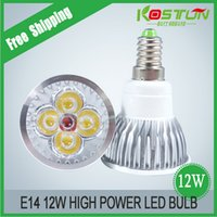 Wholesale 100X Dimmable W MR16 GU10 E27 B22 E14 GU5 High Power LED Bulb LED Lamp Spotlight LED Lighting