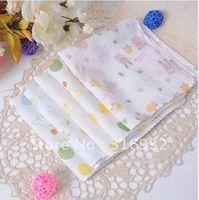 Wholesale G8 Baby gauze Double deck baby handerchief Bathing towel Baby washcloth