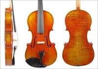 Wholesale Nice sound Gasparo da Salo Concerto Violin Canadian Engelman Spruce wood Handmade oil varnish great setup
