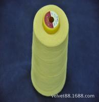aramid thread - Manufacturers supply high temperature fire Kevlar aramid staple fiber sewing thread sewing thread