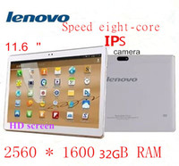 Wholesale Lenovo quot Tablet PC mobile phone dual card eight core G GB GB G call Navigation Edition wifi MPdual cameras G Tablet