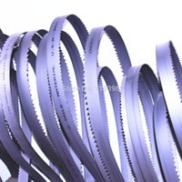 Wholesale Length mm Width mm Thickness mm Tooth Pitch M42 Bi Metal Band Saw Blades metal cutting