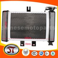 Wholesale High Quality Small Radiator for cc cc Water cooled ATV Dirt Bike Go Kart order lt no track