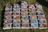 Wholesale 1pcs Beyblade Metal Fusion D set PHANTOM ORION kids game toys children beyblade launchers Christmas gift