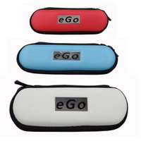 Wholesale Colorful Big Size Middle Size Small Size EGO Case with Zipper Large Size For Ego kit Ego Bag for Electronic Cigarette kit