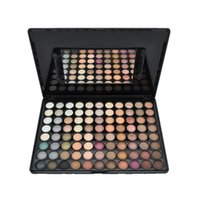 naked palette - Popular Warm Matte Color Makeup Naked Eye Shadow Palette For Party with Mirror eyeshadow brushes on sale