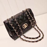 channel - bolsa channel handbag designer handbags high quality channel handbags women bags chains fashion Small leather shoulder bags