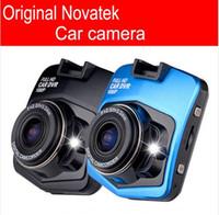 Original Novatek mini coche dvr cámara dvrs completo hd 1080p registrador de estacionamiento registrador de vídeo cámara de visión nocturna negro cuadro de guión