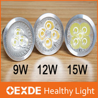 Power LED led e27 - 12W W Dimmable w LED spotlight GU10 MR16 E27 GU5 LED bulbs spotlight led lights price oexde