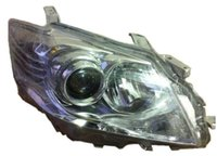 toyota headlights - Car Headlight For Toyota Camry Model Front Headlamp Assembled Angel Eye Lo Hi Led Lights
