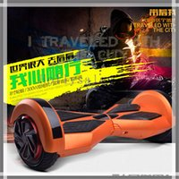 electric - Two wheel Unicycle with bluetooth speaker led Samsung Battery self balance electric Scooter Mini Smart Self Balancing skateboard Fedex Free