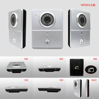 Wholesale WIFI Version Video Door Phone Remote Control Video Doorbell Access Control sYSTEM