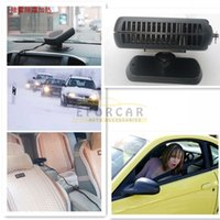 Wholesale 12V V W CAR AND VAN FAN HEATER COOLER WINDOW DEMISTER DEFROSTER HEATING AND COOLING GOOD QUALITY BRAND NEW