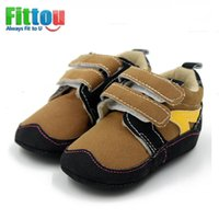 plain shoes - Fashion Baby Boy Soft Casual Winter Shoes Moccasins Infant Shoes Plain Flock Hoop Loop Nursling First Walker Boot Kids months S16