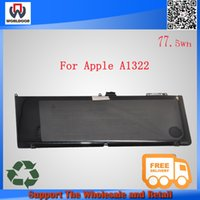 Wholesale Hot sales laptop battery for APPLE MacBook Pro quot A1278 MC700 MC374 MB990 Replace A1322