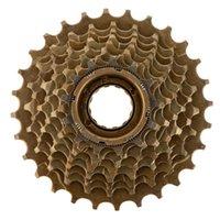 Cheap Hot Sale! Mountain 8 Speed Bicicletta Mountain Bike Bicycle Freewheel Cassette 13-28T Cog Freewheel Y0419