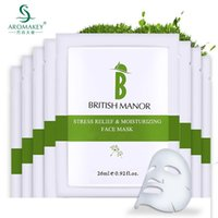 best hydrating mask - BRITISH MANOR Moisturizing Face Mask Best Anti aging Hydrating Face Mask Deep Clean Face Mask Best Face Care Products W108