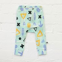 baby autumn clothes - Children Casual Pants Spring New Arrival Baby Harlan Pants Pure Cotton Clothing For Kids Colour Random Fit Age T1788