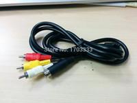 av drive - 100pcs AV Cable for SEGA Mega Drive Genesis and