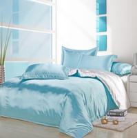 Cheap 4pcs bedding Best denim bedding