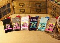Cheap wholesale odd future donut socks mens womens cute cartoon long socks brand cotton sport chaussette casual dress boot socks