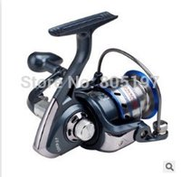 Wholesale Fishing Spinning Reel wire collect Fishing line wheel blue color