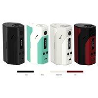 Wholesale Original Wismec Reuleaux RX200 Mod fit battery Powered By Joyetech Chip Wismec RX200 vs Wismec Reuleaux DNA200 Fuchai w ipv d3